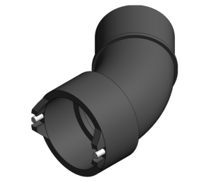 Product: Vulcathene Enfusion - Single Socket Slow Bend - L21