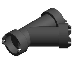 Product: Vulcathene Enfusion - Single Wye - L37
