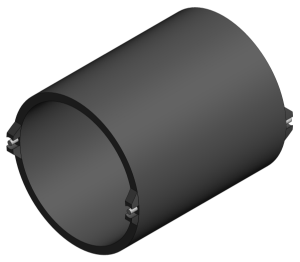 Product: Vulcathene Enfusion - Slip Coupling - L16S
