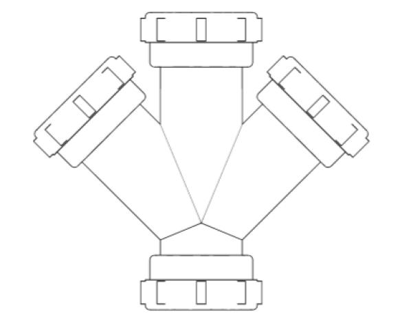 bim, bimstore, Autodesk, Revit, Pipe, Fitting, Accessories, Durapipe, Vulcathene, Mechanical, Chemical, Resistant, Plumbing, Double, Wye, W38