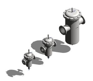 Product: 1PASS Combined Air (Deaerator) Dirt Separator