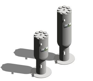 Product: EasyTreat Chemical Dosing Pots