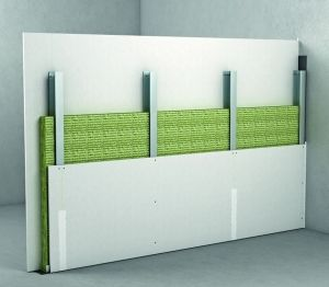 Product: Steel Stud Partition