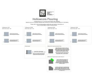 Product: Hollowcore