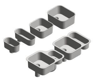 Product: Ariane ARX Sink