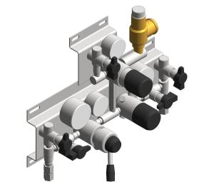 Product: Complete Autochange Manifold Kit