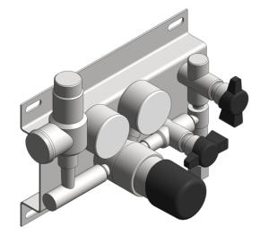 Product: Single Station Manifold SMD 530-24