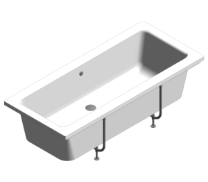 Product: Athena Bath 1700x750mm