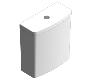 Product: E100 Square Close Coupled Cistern