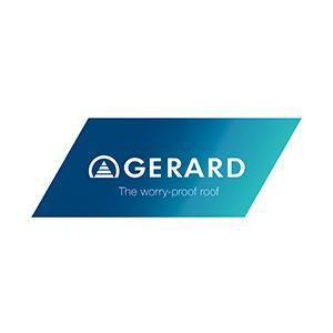 Logo: GERARD Roofs