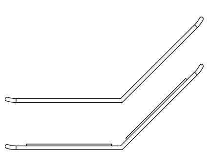 bimstore, BIM, Store, Revit, Component, Object, Gradus, PVC, PVC-u, Wall, Protection, Corner, Guard, PVCu, Adjustable, Angle