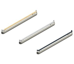 Product: Gradus Wall Protection Dual Handrail