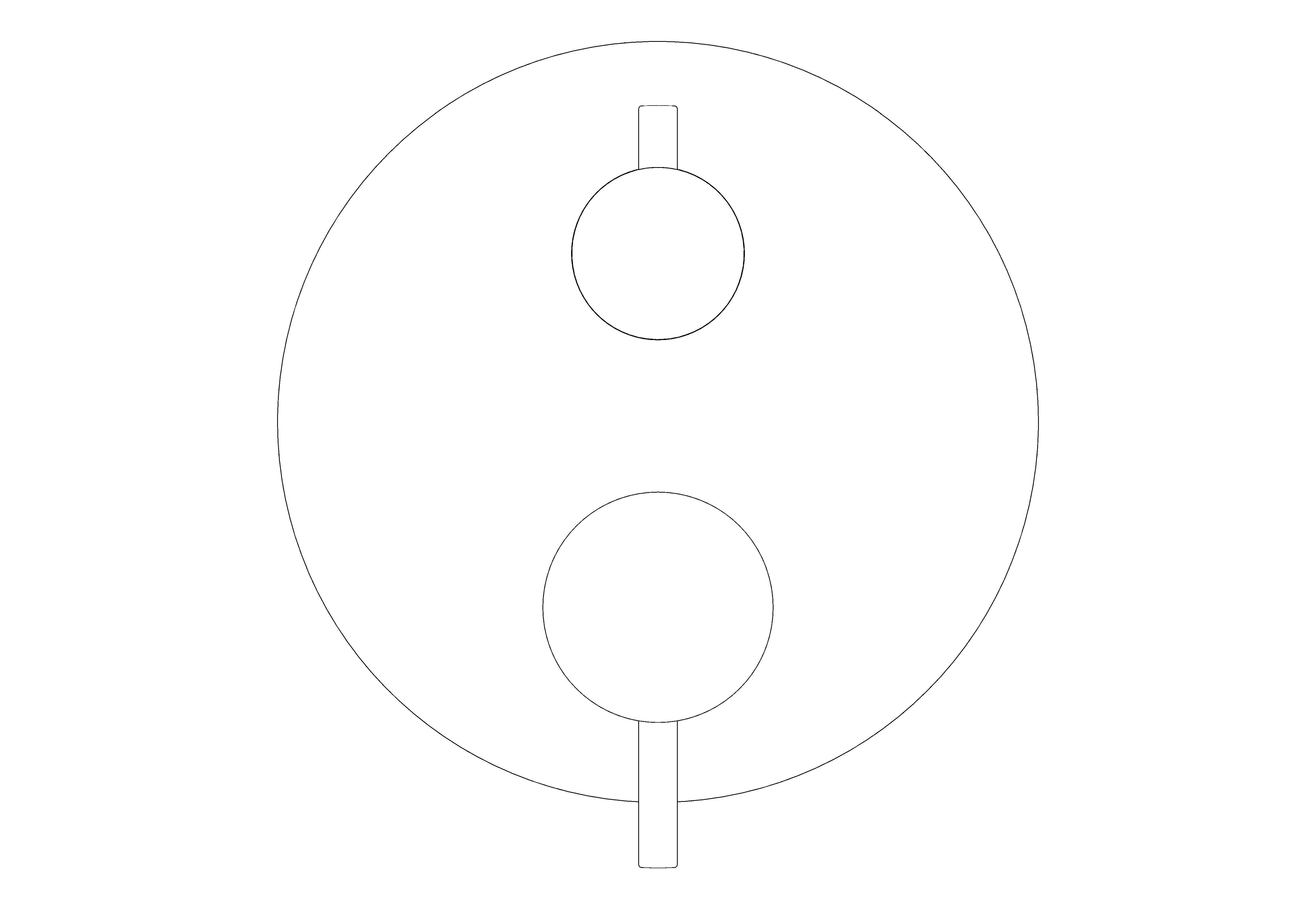 Grohe Atrio New Thermostatic Mixer 24135003