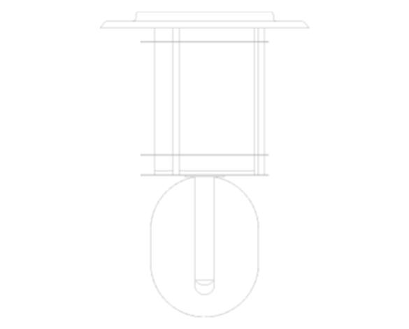 Revit, Bim, Store, Components, MEP, Object, Green, Lighting, Mechanical, Equipment, 14, 316, Marine, Grade, Stainless, Steel, P, Lux, Contemporary, Lantern, GL4612LU