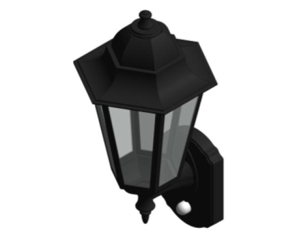 Revit, Bim, Store, Components, MEP, Object, Green, Lighting, Mechanical, Equipment, 14, Aluminium, Large, Six, Panel, P, Lux, Traditional, Lantern, GL2362LU