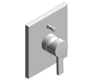 Product: Grohe Allure Single-Lever Shower Mixer Trim - 19317000