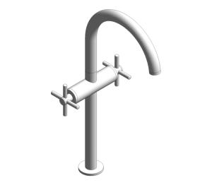 "Product: Grohe Atrio Basin mixer, 1/2"" XL-Size 21044003"