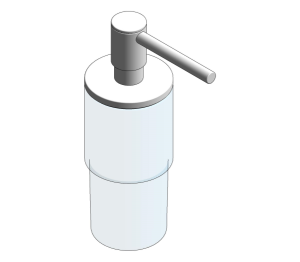 Product: Grohe Atrio Soap dispenser 40306003