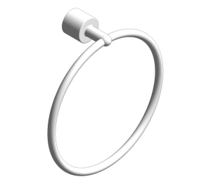 Product: Grohe Atrio Towel Ring 40307003