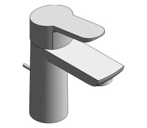 Product: Grohe BauEdge - Single-Lever Basin Mixer - 23335000