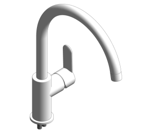 Product: Grohe - BauEdge Sink Mixer - 31367000