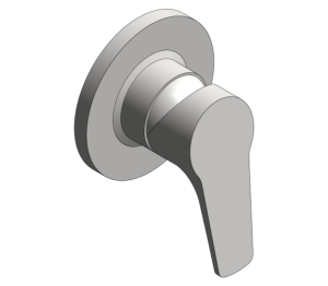 Product: Grohe BauFlow Single Lever Shower Mixer - 29046000