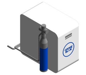 Product: Grohe Blue C+S Pillar Tap 600 Litre Filter - 31302001