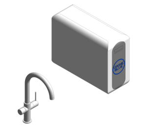 Product: Grohe Blue Home C Spout Starter Kit - 31455000 - 31455DC0