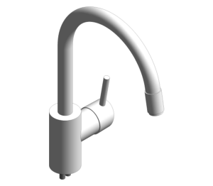 Product: Grohe - Concetto Single-Lever Sink Mixer - 32663001
