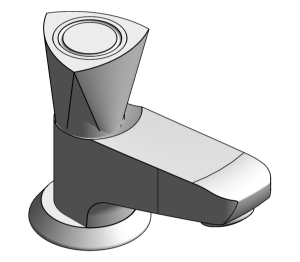 Product: Grohe Costa S Pillar Tap - 20405001