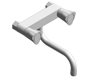 Product: Grohe Costa S Single-Lever Sink Mixer - 31195001