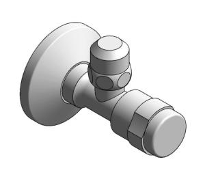 Product: Grohe Eggemann Angle Valve - 41263000