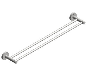 Product: Grohe Essentials - Double Towel Rail - 40802001