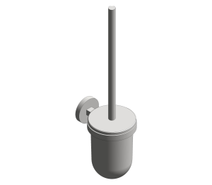 Product: Grohe Essentials Toilet Brush Set - 40374000