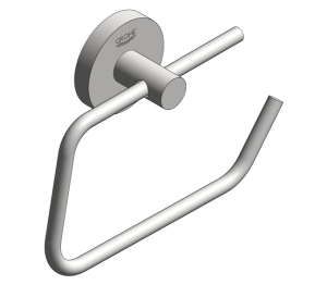 Product: Grohe Essentials - Toilet Paper Holder - 40689001