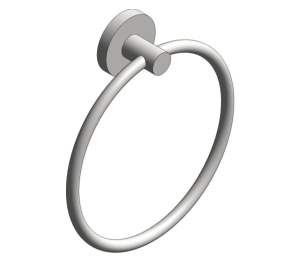 Product: Grohe Essentials Towel Ring - 40365000