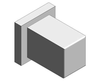 Revit, Bim, Store, Components, MEP, Object, Grohe, Plumbing, Fixtures, 14, METRIC, Euphoria, Cube, Shower, 27704000