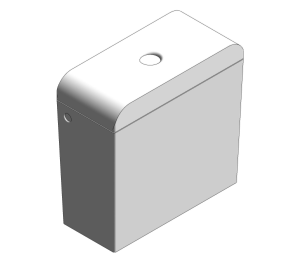 Product: Grohe Euro Ceramic - Cistern - 39333000
