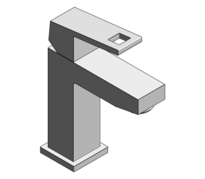 Product: Grohe Eurocube Basin Mixer S-Size - 23127000