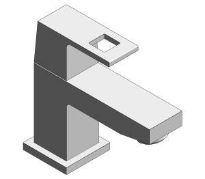 Product: Grohe Eurocube Pillar Tap XS-Size - 23137000