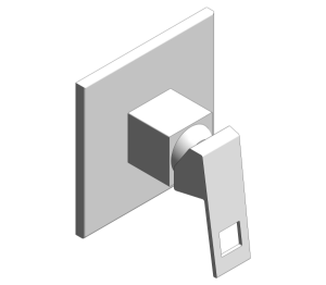 Product: Grohe Eurocube Shower Mixer - 24061000