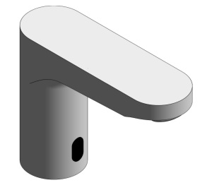 Product: Grohe Euroeco Cosmopolitan-E Infra Red Electronic Basin Tap - 36271000