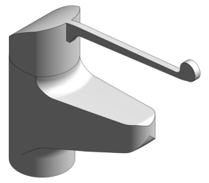 Product: Grohe Euroeco Single Sequential Single-Lever Basin Mixer - 327890000