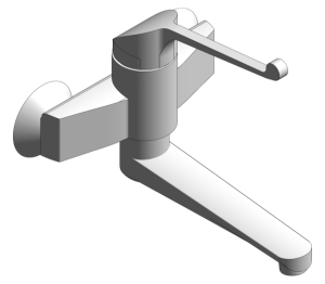 Product: Grohe Euroeco Single Sequential Single-Lever Basin Mixer - 32793000