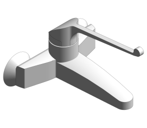 Product: Grohe Euroeco Single Sequential Single-Lever Basin Mixer - 32795000