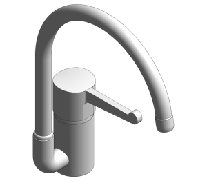 Product: Grohe Euroeco Special Single Lever Safety Sink Mixer - 3391200