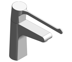 Product: Grohe Euroeco Special Sink Pillar Tap - 30978000