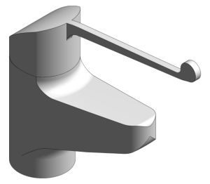 Product: Grohe Euroeco Special SSC Single-Lever Basin Mixer - 116641