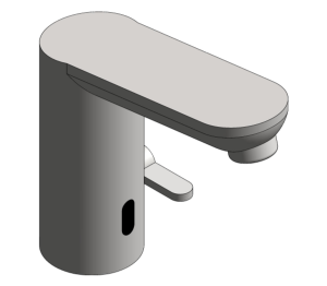 Product: Grohe Europlus E Infra-Red Electronic Basin Tap - 36207001