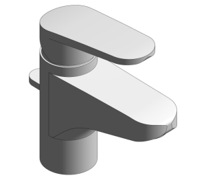 Product: Grohe Europlus Single-lever Basin Mixer - 33155002